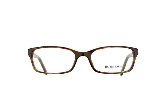 Burberry BE 2073 3470 vue en perpective
