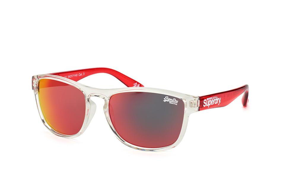 Rockstar 186, Square Sonnenbrillen, Transparent