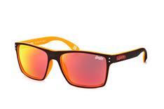 Superdry Kobe 127, Square Sonnenbrillen, Orange
