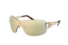 Guess GU 6509 32C, Singlelens Sonnenbrillen, Silber