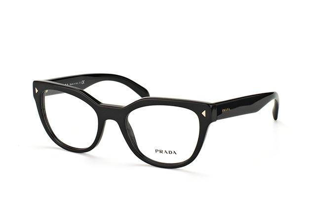 95e4351c164 ... Prada Glasses  Prada PR 21SV 1AB-1O1. null perspective view ...