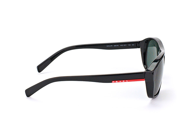 Prada Linea Rossa PS 01RS 1AB-3O1 perspective view