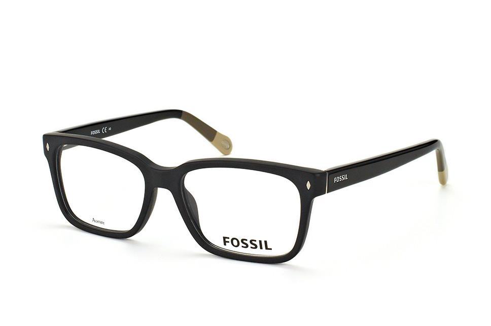 Fossil Damen Brille » FOS 6047«, schwarz, 807 - schwarz