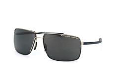 Porsche Design P 8615 B, Aviator Sonnenbrillen, Silber