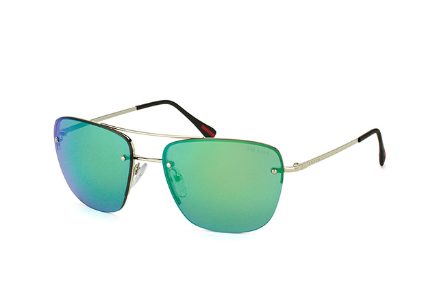 Prada Sport PS 52RS 1BC-1MO vista en perspectiva