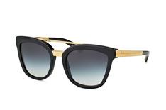 Dolce&Gabbana DG 4269 501/8G, Butterfly Sonnenbrillen, Schwarz