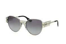 McQ MQ 0001S 004, Round Sonnenbrillen, Silber