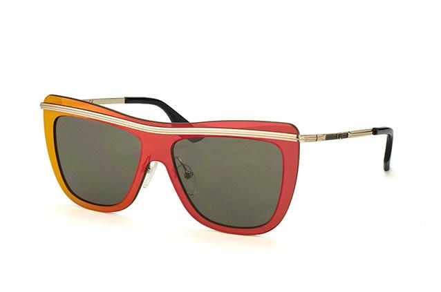 053eee6738a ... McQ Sunglasses  McQ MQ 0007S 001. null perspective view ...