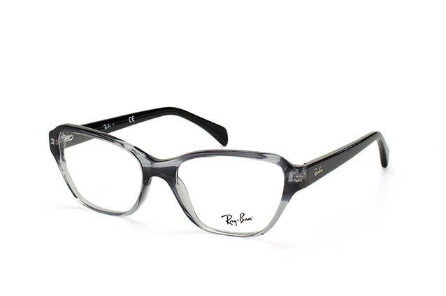 Ray-Ban RX 5341 5571 perspective view