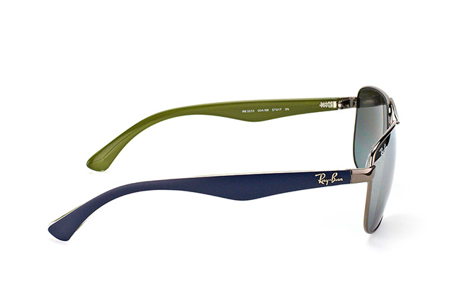 Ray-Ban RB 3533 004/88 perspective view