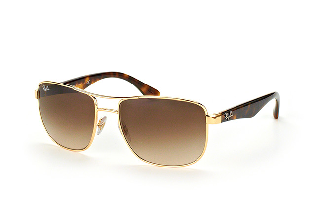 Ray-Ban RB 3533 001/13 vista en perspectiva