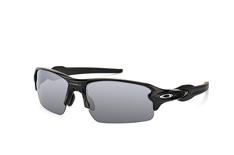Oakley Flak 2.0 OO 9295 07, Sporty Sonnenbrillen, Schwarz