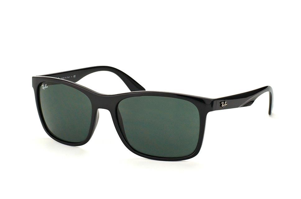 Ray-Ban RB4232 601/71 - zonnebril - Zwart / Groen Klassiek - 57mm