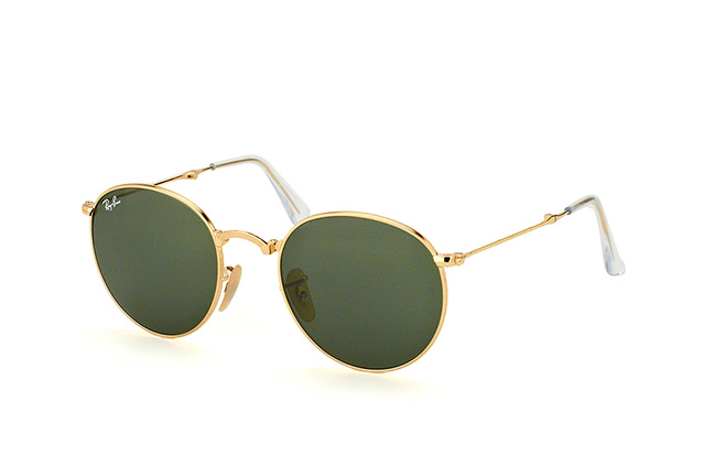 Ray-Ban RB 3532 001 medium Perspektivenansicht