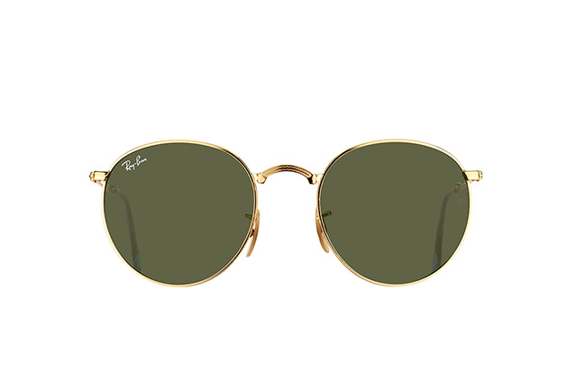 Ray-Ban RB 3532 001 medium vista en perspectiva