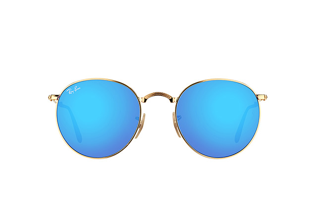 Ray-Ban RB 3532 001/68 large Perspektivenansicht