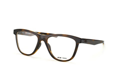 Oakley Grounded OX 8070 02, Square Brillen, Havana