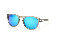 Oakley Latch OO 9265 08, Round Sonnenbrillen, Grau
