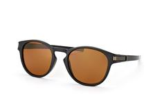 Oakley Latch OO 9265 07, Round Sonnenbrillen, Schwarz