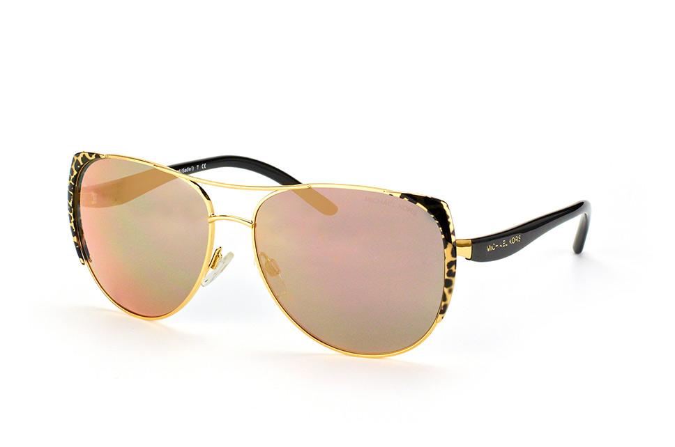 Sadie I MK 1005 1057R5, Aviator Sonnenbrillen, Goldfarben