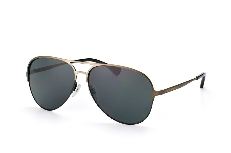 EA 2032 3126/87, Aviator Sonnenbrillen, Silber