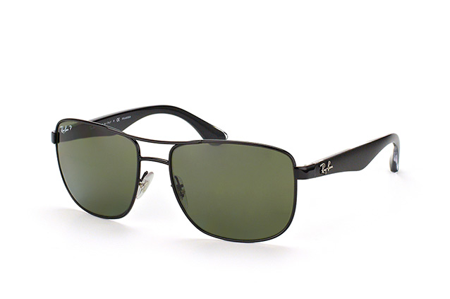 Ray-Ban RB 3533 002/9A vista en perspectiva