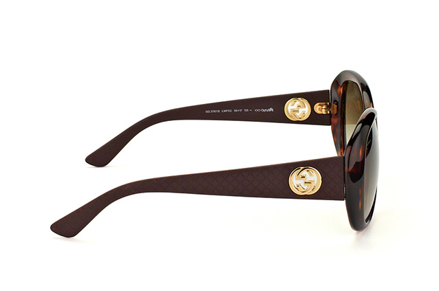 Gucci GG 3787/S LWFCC perspective view