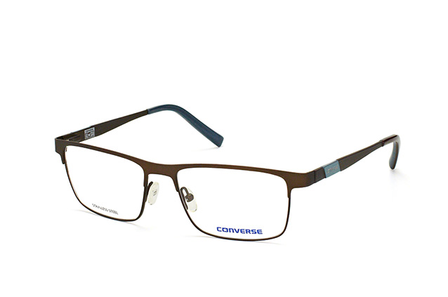 Converse CN Q051 Brown vista en perspectiva