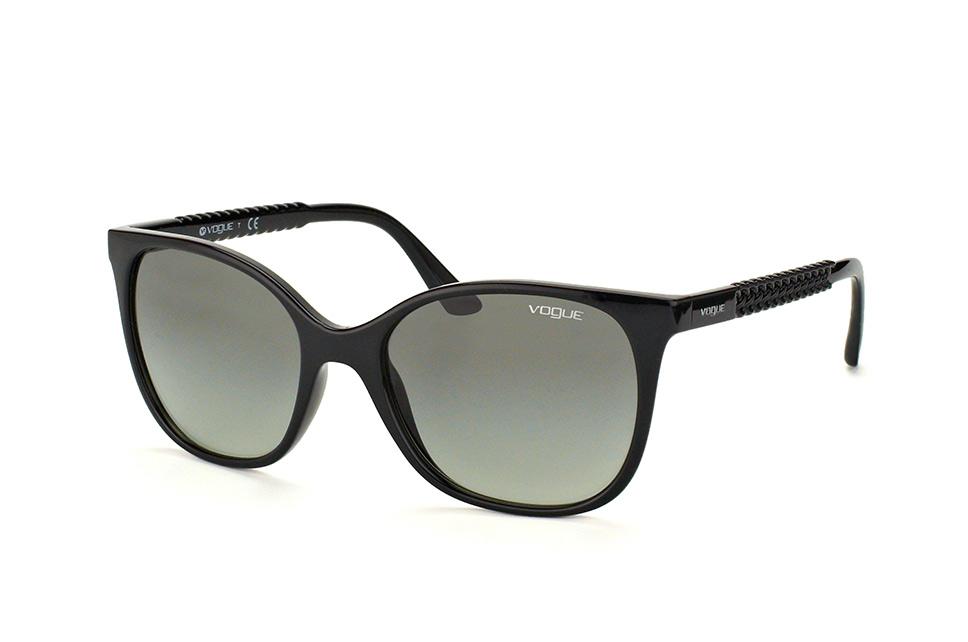 Vogue VO5032S Sonnenbrille Schwarz W44/11 54mm upUyD67