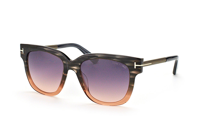 Tom Ford Tracy FT 0436/S 20B vue en perpective