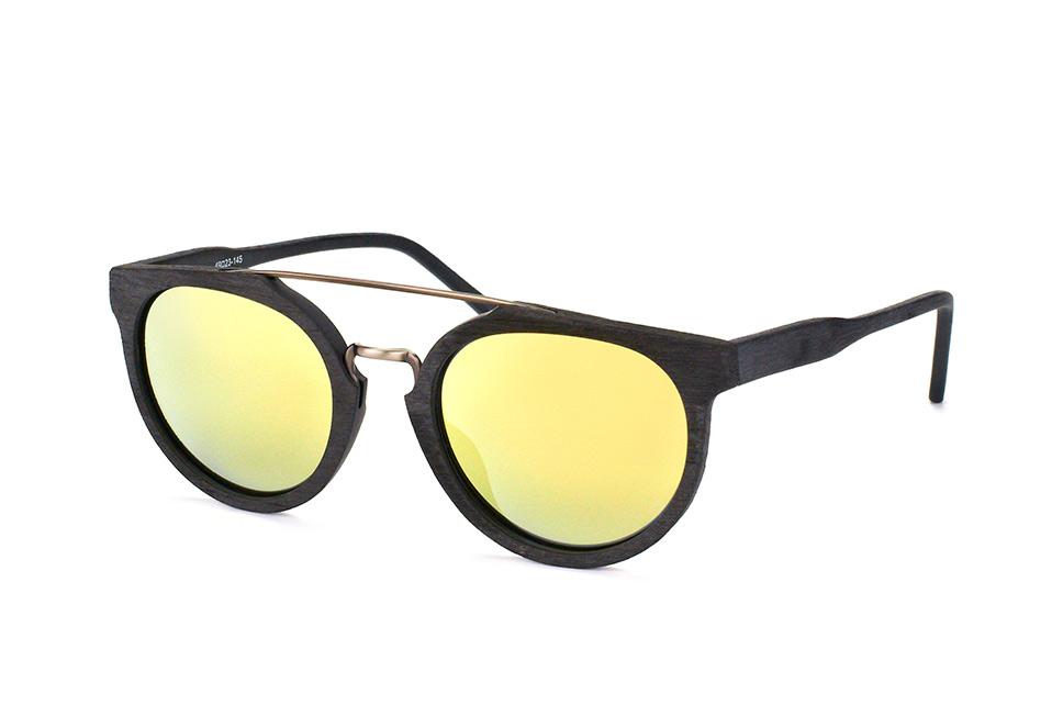 Reese 2040 001, Aviator Sonnenbrillen, Schwarz