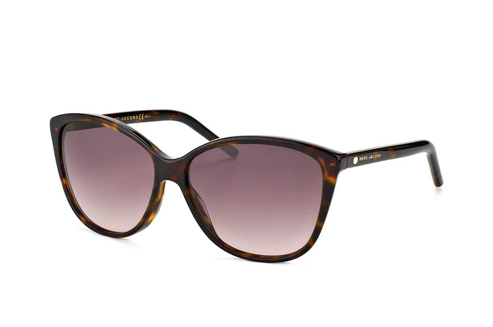MARC JACOBS Marc Jacobs Damen Sonnenbrille » MARC 182/S«, braun, 086/HA - braun/braun