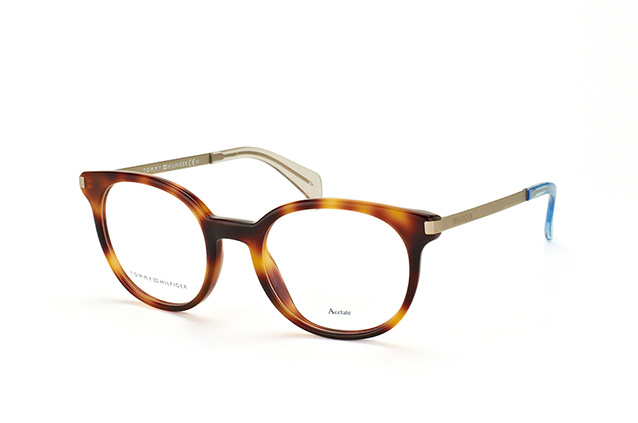 Tommy Hilfiger TH 1380 QEB vista en perspectiva