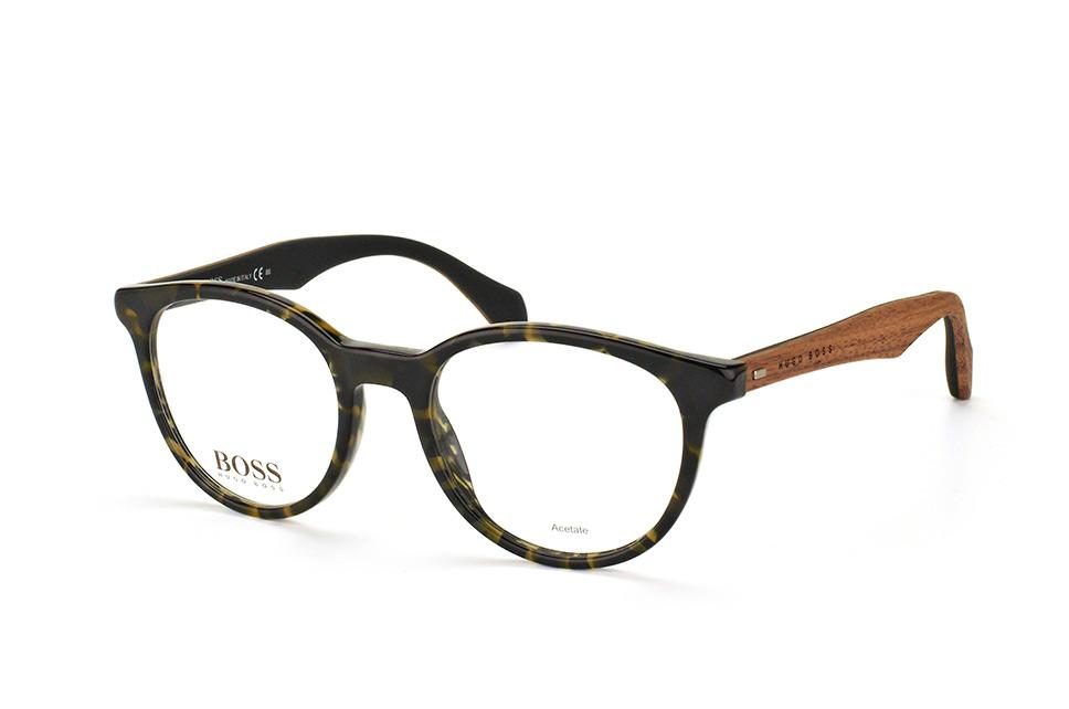 Boss Damen Brille » BOSS 0981«, schwarz, 807 - schwarz