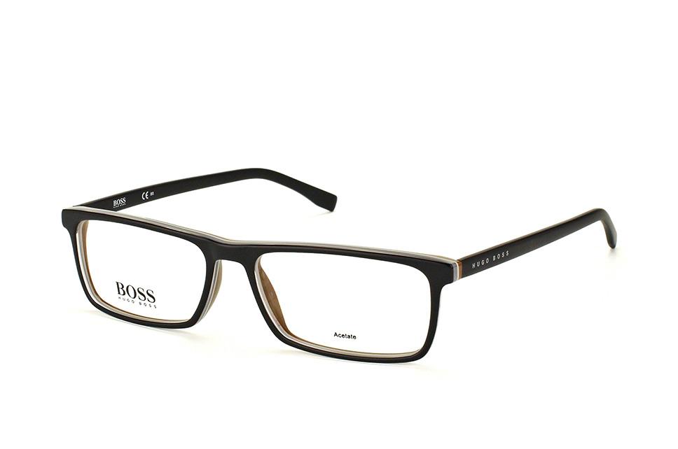 Boss Herren Brille » BOSS 0963«, braun, 086 - braun