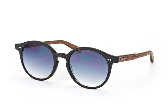 Wood Fellas Solln 10763 havanna/grey vue en perpective