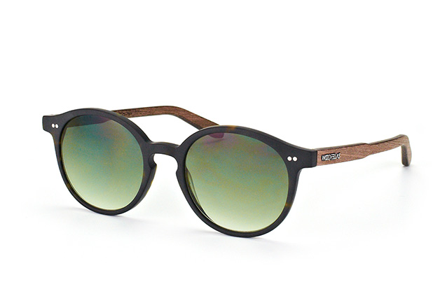 Wood Fellas Solln 10763 havanna/green Perspektivenansicht