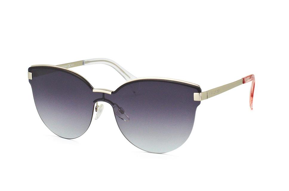 TH 1378/s 011 9O, Singlelens Sonnenbrillen, Silber