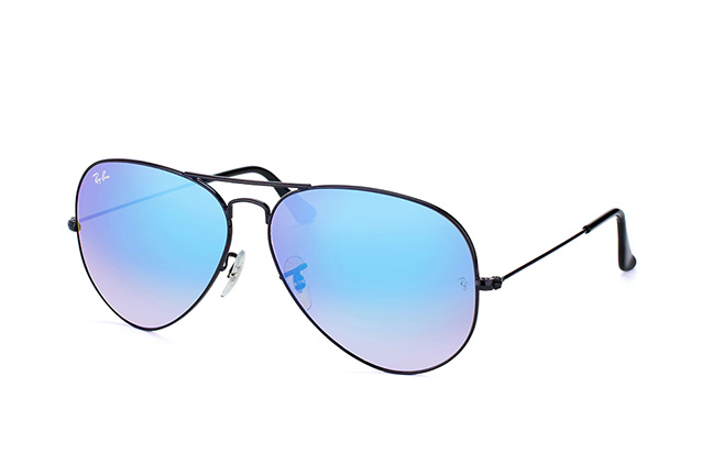 Ray-Ban Aviator RB 3025 002/4O large Perspektivenansicht