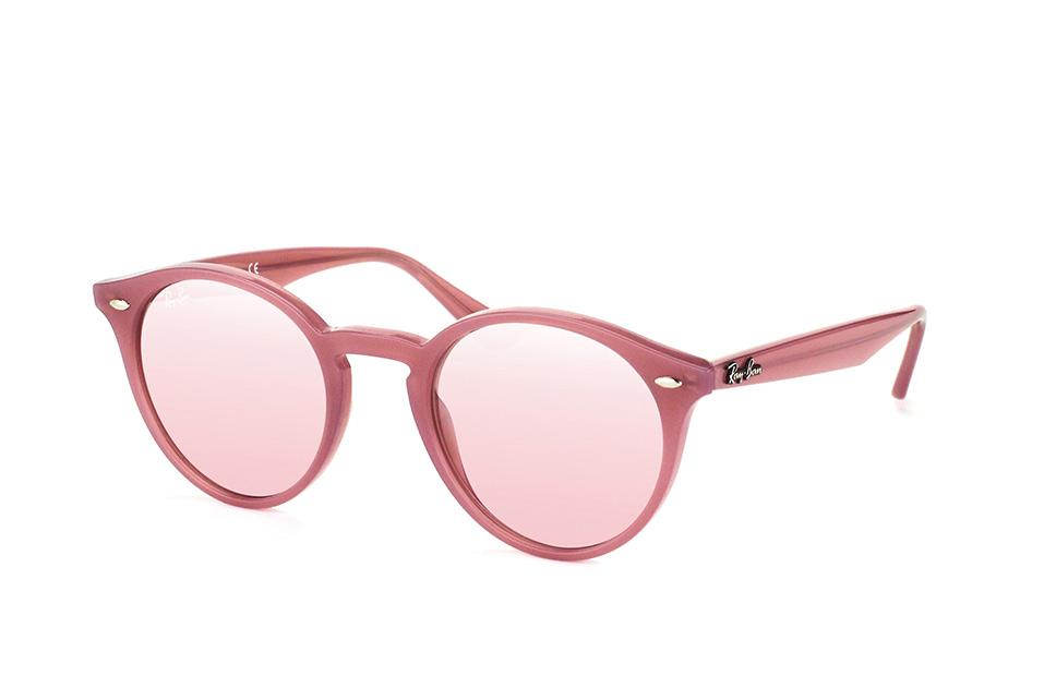 ray ban brille braun rosa