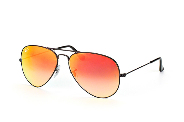 Ray-Ban Aviator Large RB 3025 002/4W Perspektivenansicht