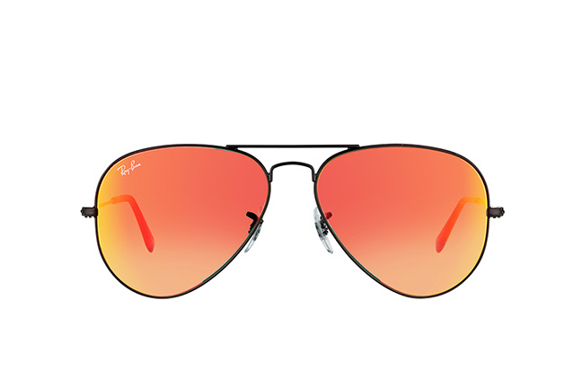 Ray-Ban Aviator Large RB 3025 002/4W perspective view