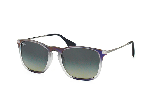 Ray-Ban Chris RB 4187 6223/11 perspective view