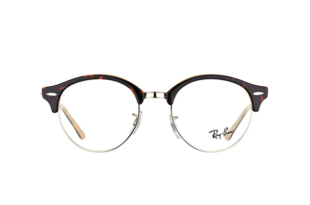 Ray-Ban Clubround RX 4246V 5239 L perspective view