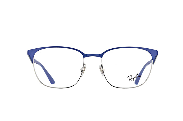 Ray-Ban RX 6356 2876 perspective view
