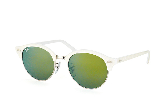 Ray-Ban Clubround RB 4246 988/2X vue en perpective