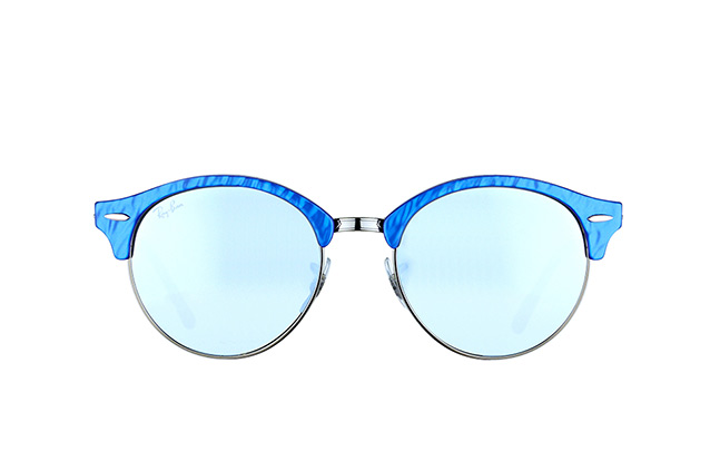 Ray-Ban Clubround RB 4246 984/30 vue en perpective