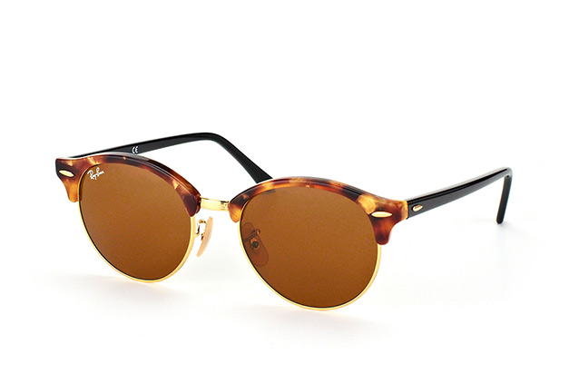 Ray-Ban Clubround RB 4246 1160 perspective view