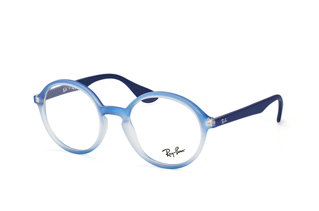 Ray-Ban RX 7075 5601 perspective view