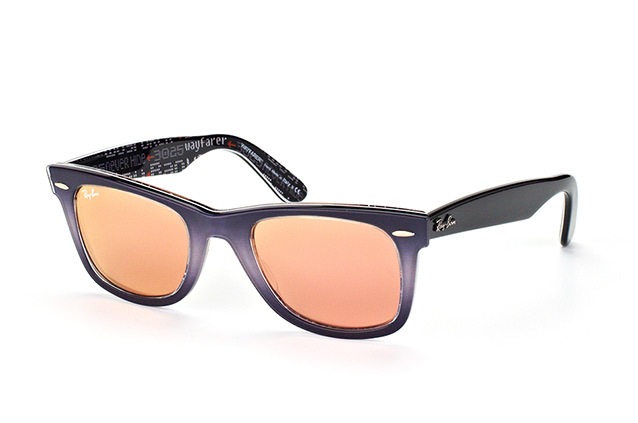 Ray-Ban Wayfarer RB 2140 1201/Z2 perspective view